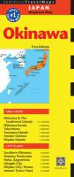 Travel Maps: Okinawa 1st ed.