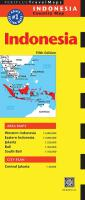 Travel Maps:Indonesia  5th Ed.