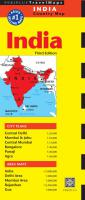 Travel Maps : India 3rd ed.