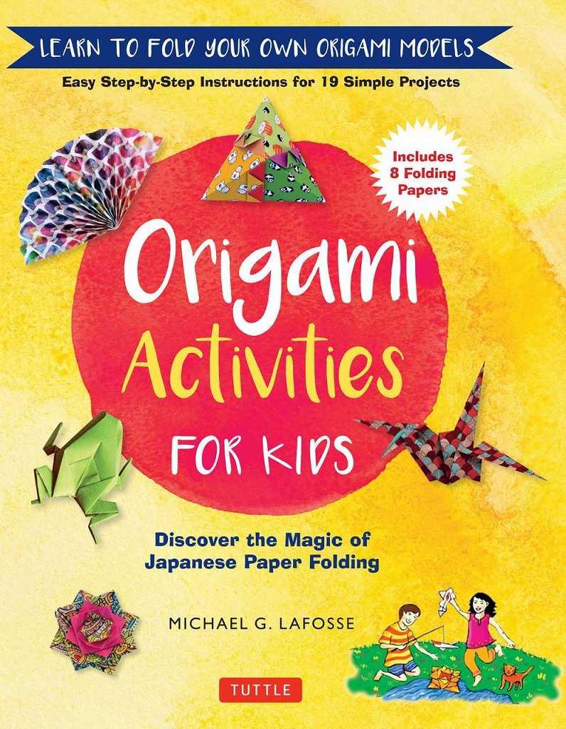 Origami Activities For Kids Tuttle Publishing Rose Flower Diagram